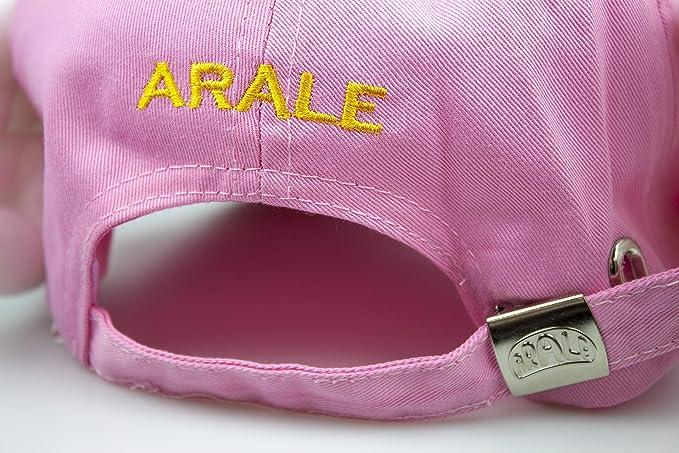 FR-TEC- Gorra Arale DRSLUMPGORRA02 Color Rosa Talla /Única