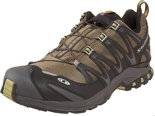 Salomon Xa Pro 3D Ultra GTX XA Pro 3D Ultra GTX - Zapatillas para hombre, color verde, verde oscuro y negro: Amazon.es: Zapatos y complementos