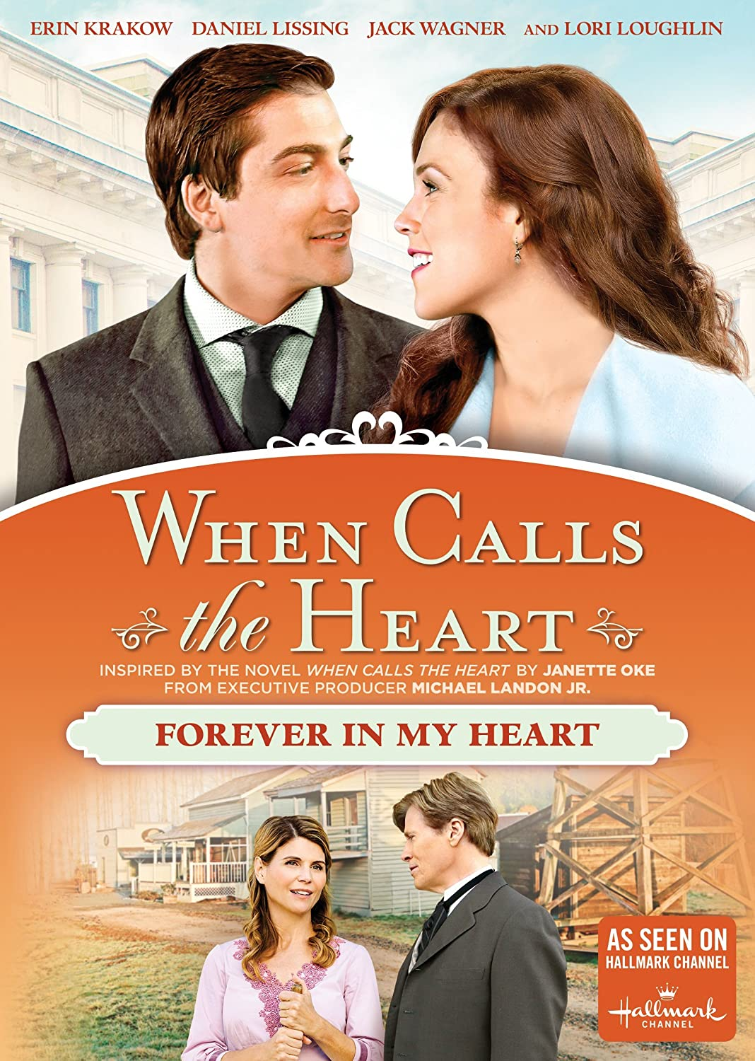 When Calls the Heart: Forever in my Heart - DVD Image