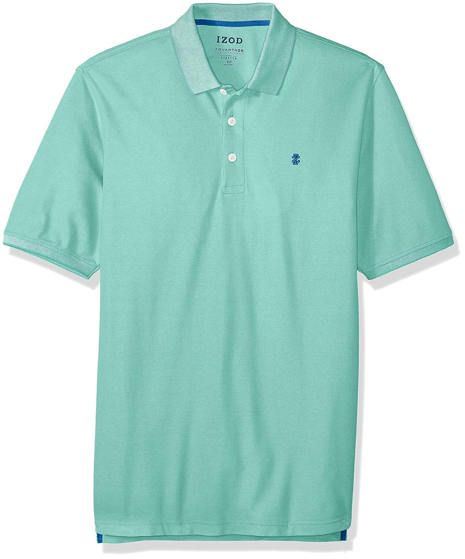 Izod Mens Big And Tall Advantage Performance Solid Polo Shirt At
