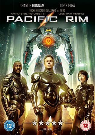 Image result for pacific rim uk dvd