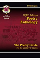 New GCSE English Literature WJEC Eduqas Anthology Poetry Guide - for the Grade 9-1 Course (CGP GCSE English 9-1 Revision) Kindle Edition