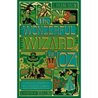 MinaLima: The Wonderful Wizard of Oz: (Illustrated with Interactive Elements)