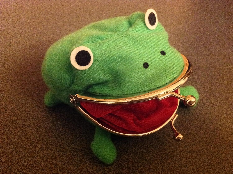 Amazon.com: Naruto Frog Plush Coin Purse Wallet: Toys & Games