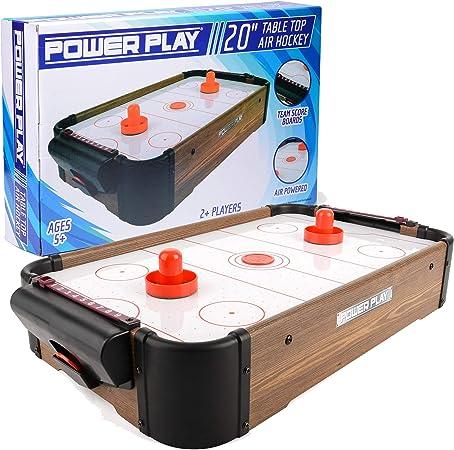 Power Play Mesa para Jugar a Hockey de Mesa TY5895DB: Amazon.es: Juguetes y juegos
