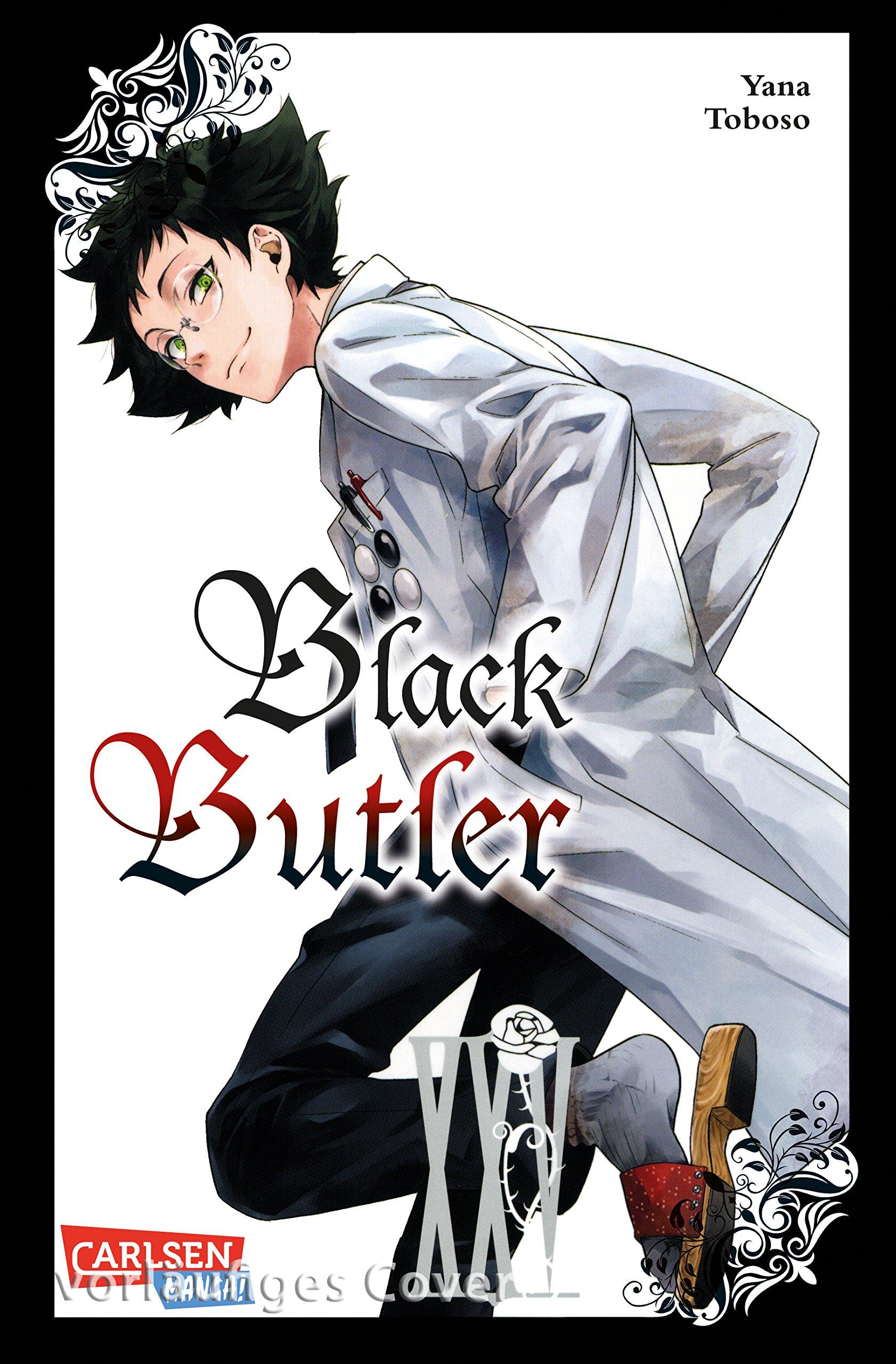 Black Butler 25 - limitierte Ausgabe: limitierte Ausgabe mit Notizbuch