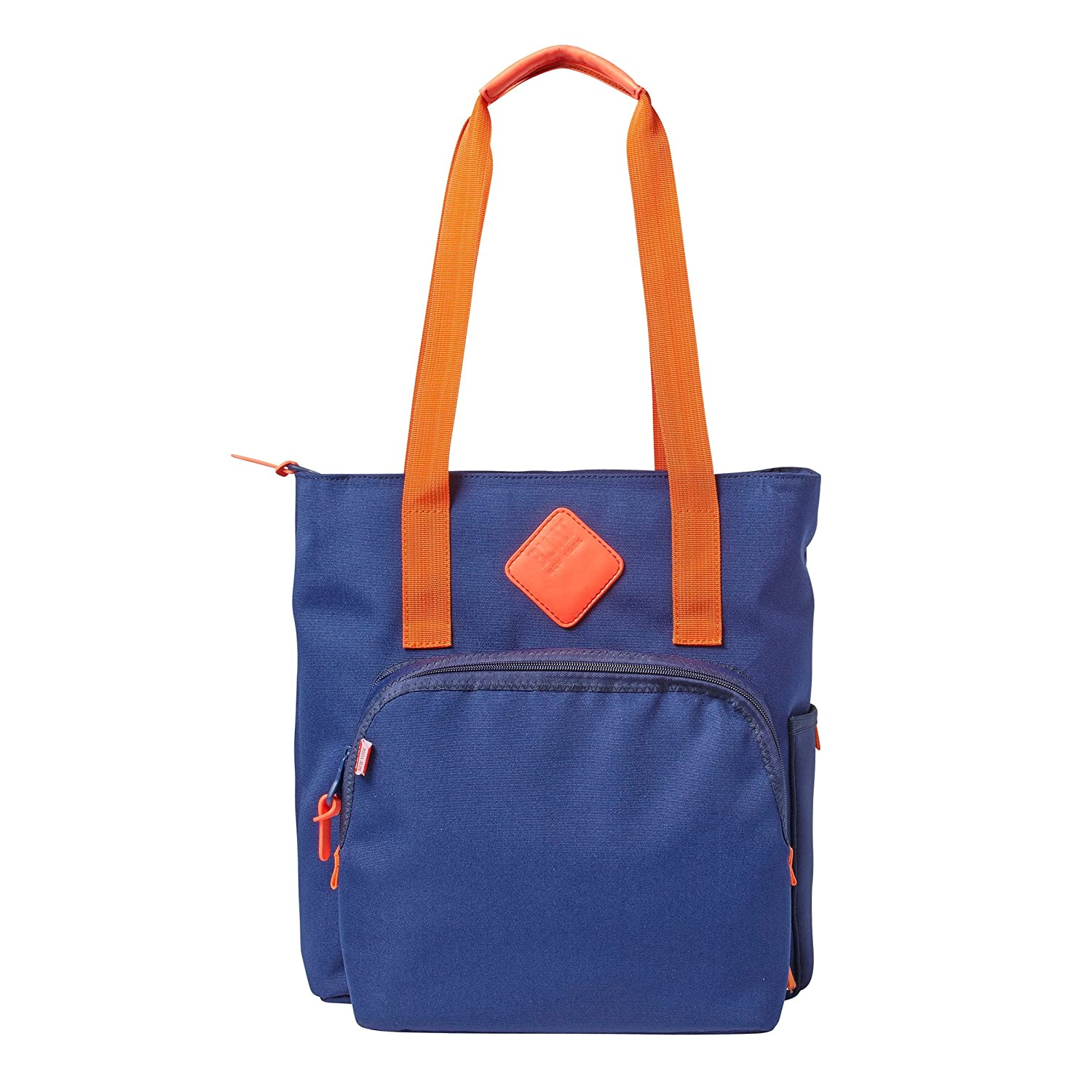 bc6c8c0b29ad Amazon.com  BUILT NY Lunchpack Collection Verdi Tote Bag with Removable  Insulated Lunch Bag