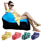 Amazon Price History for:Inflatable Lounger Air Sofa Chair with U-shape neck pillow and handy storage bag for Camping&Hiking & Swimming pool to use as mattress (outdoor&indoor)