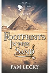 Footprints in the Sand (The Lucy Lawrence Mysteries Book 2) Kindle Edition