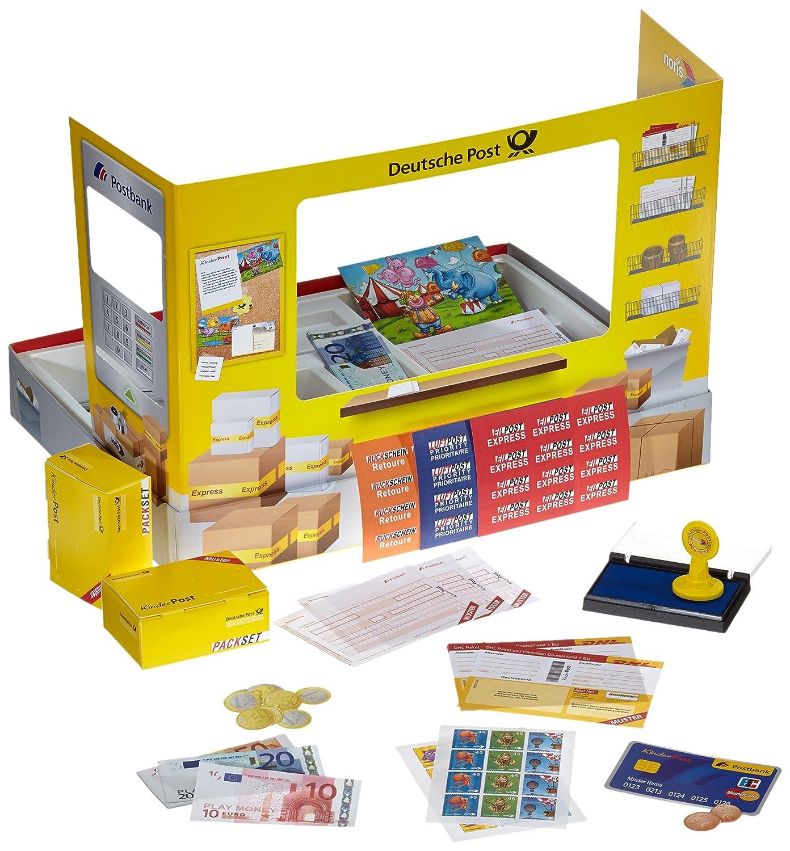 Noris Spiele 606011236 - Kinderpost, Kinderspiel: Amazon.de: Spielzeug