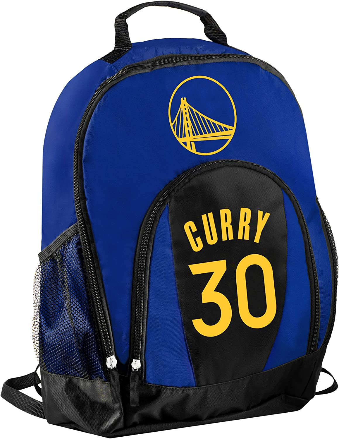 FOCO Golden State Warriors Franchise Backpack Gym Bag Stephen Curry #30