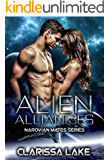 Alien Alliances: Celestial Alien Mates (Narovian Mates Series Book 2)