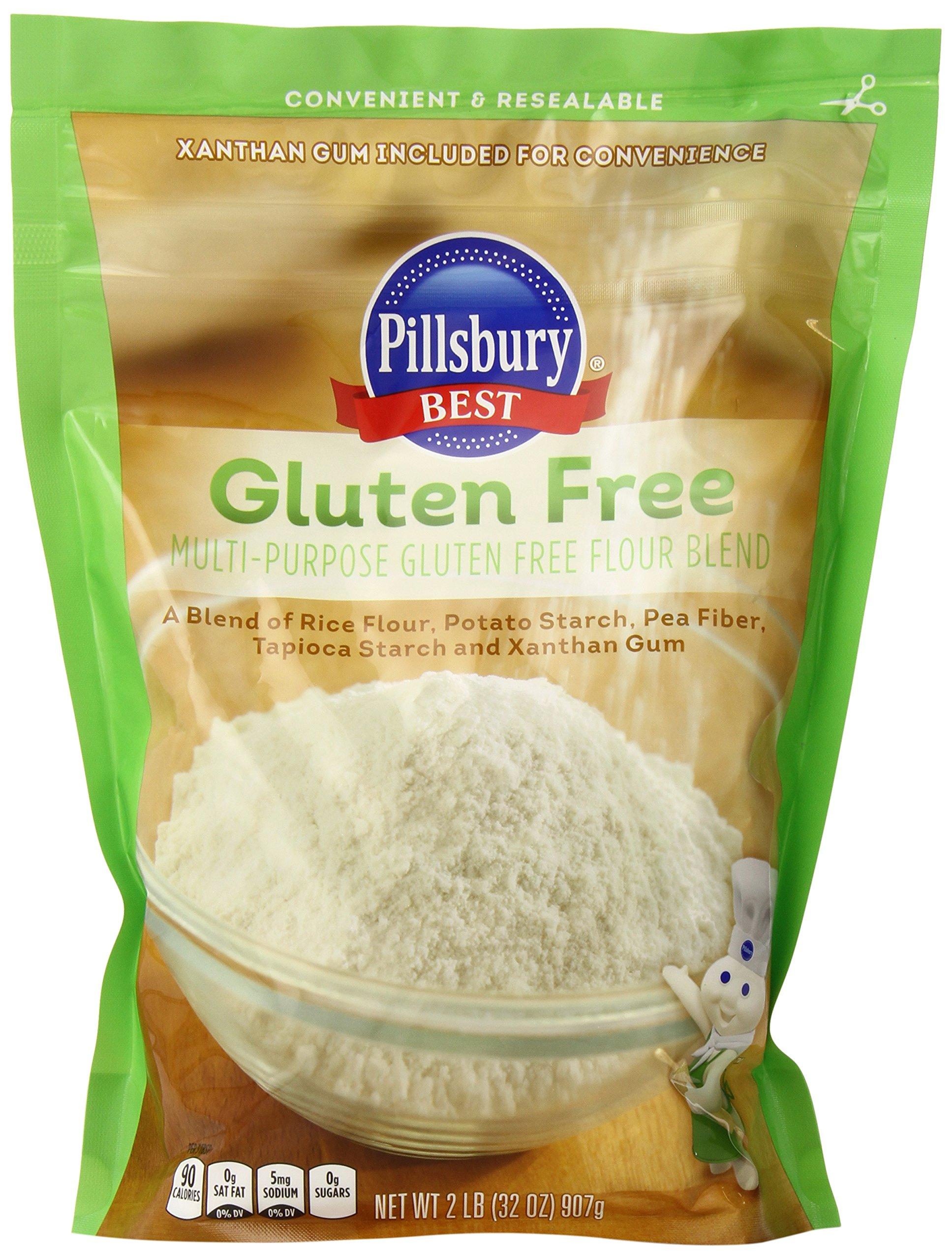 Amazon.com : Pillsbury Best Gluten Free Flour Blend Pack