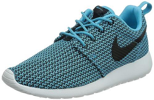 en soldes 42aaf 282a4 Nike Roshe One, Chaussures d'Athlétisme Femme, Blanc (White ...