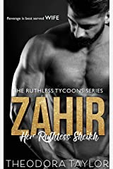 ZAHIR - Her Ruthless Sheikh: 50 Loving States, New Jersey (Ruthless Tycoons Book 2) Kindle Edition
