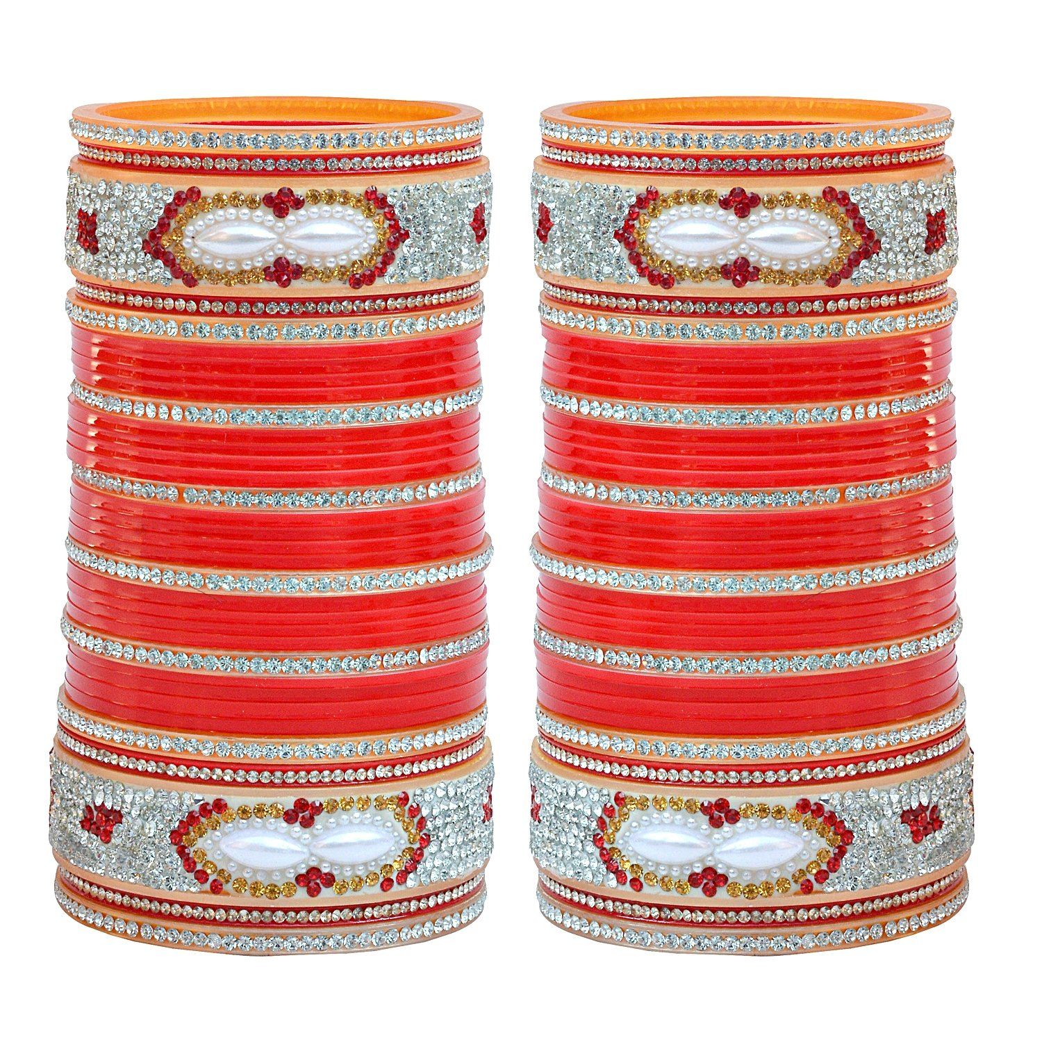 earrings design fashion arrivals jewellery manihaar for chura bangles bracelets copy suhag wedding necklaces traditional acrylic red latest punjabi best bridal