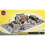 Airfix A03381 Forward Command Post 1:76 Scale Series 3 Plastic Diorama Model Kit