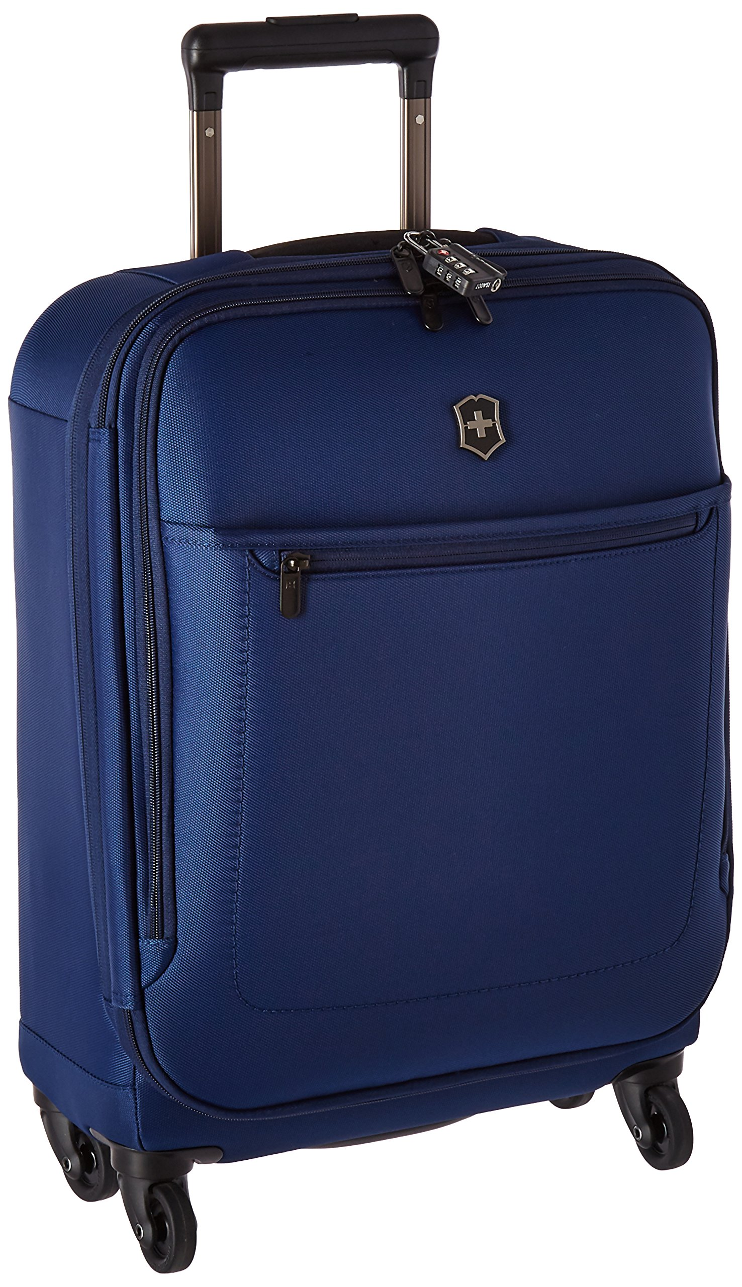 Victorinox Avolve 3.0 Global Expandable Carry-on Spinner, Blue by Victorinox