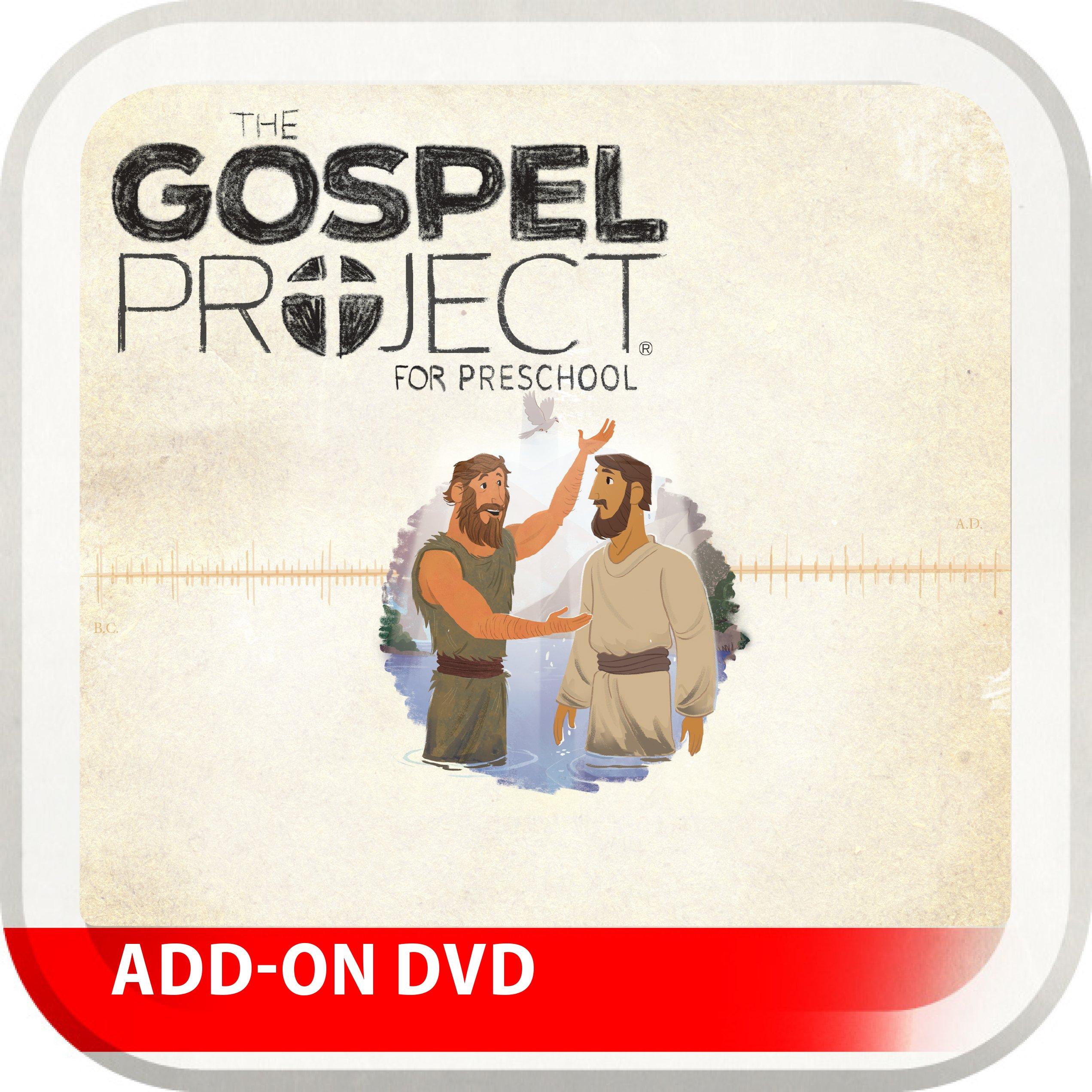 The Gospel Project for Kids: Kids Leader Kit Add-On DVD - Volume 7: The Rescue Begins ebook