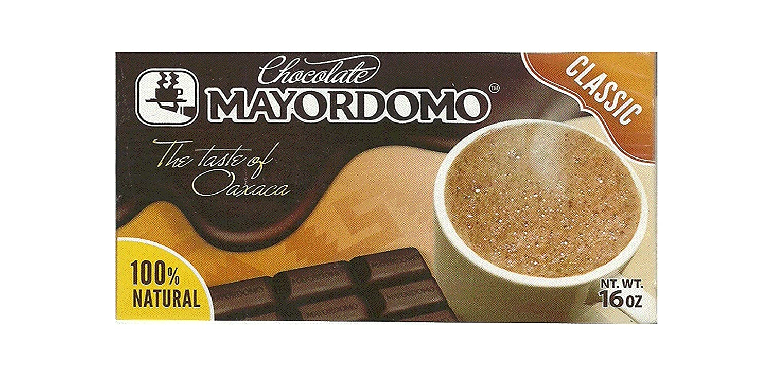 Amazon.com : Chocolate El Mayordomo. The taste of Oaxaca (Vanilla, 250 gr) : Grocery & Gourmet Food