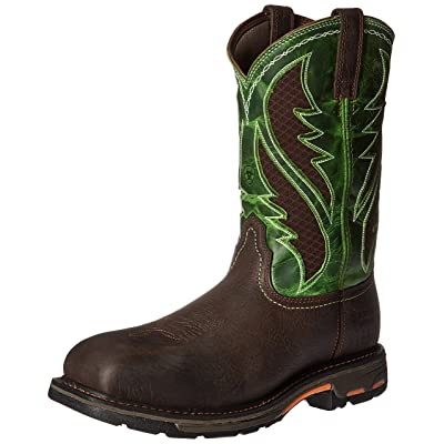 ARIAT Men's Workhog Venttek Composite Toe Work Boot | Industrial & Construction Boots