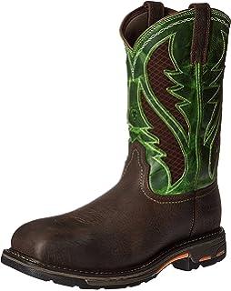 930cb831aaa Amazon.com: Ariat Work Men's Workhog Venttek Composite Toe Work Boot ...