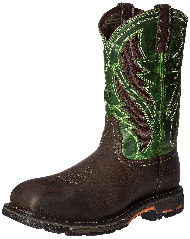 67bd8617d13 Ariat Work Men's Workhog Venttek Composite Toe Work Boot