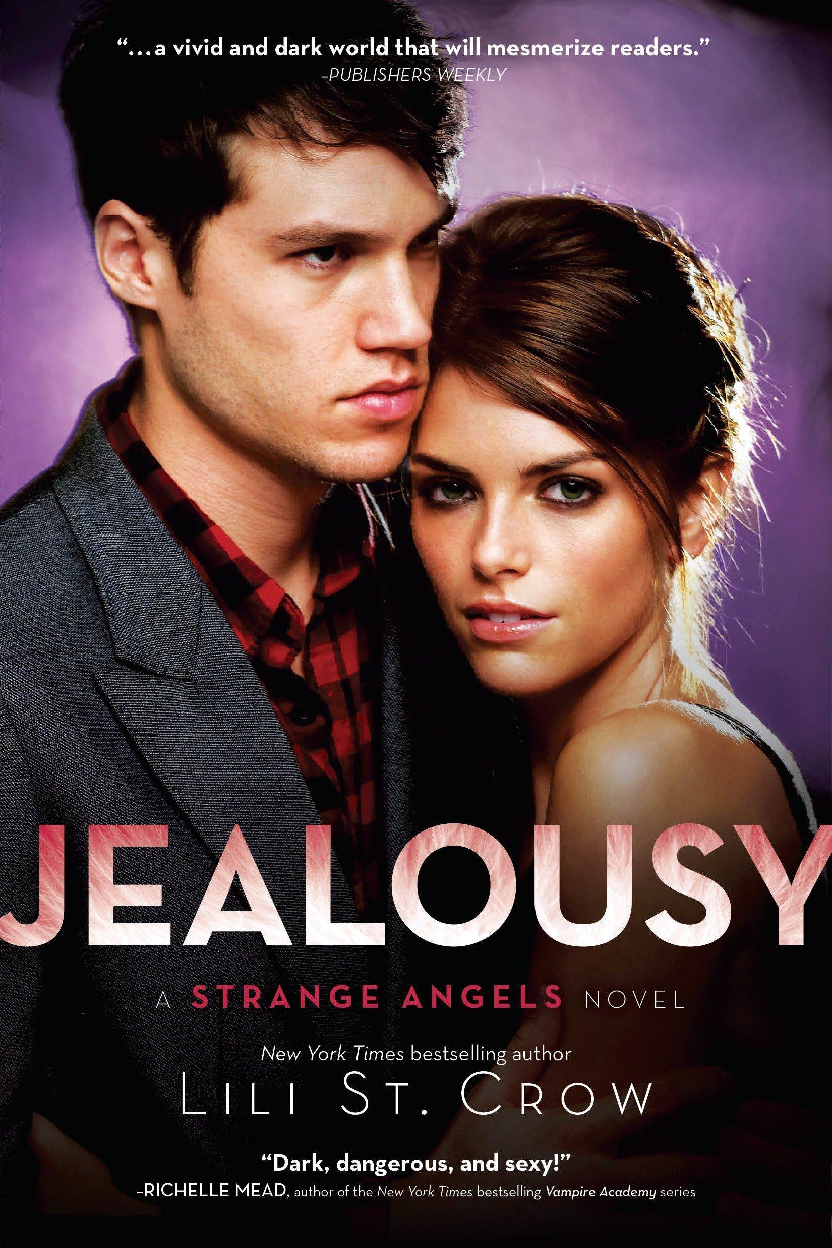 Jealousy: A Strange Angels Novel