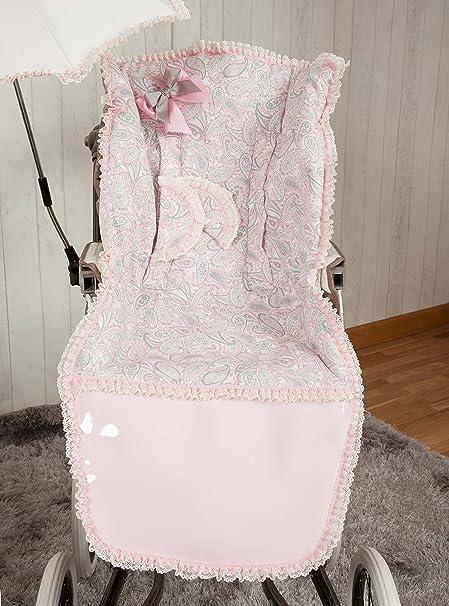 Comprar Babyline Caramelo - Colchoneta para silla de paseo, color rosa