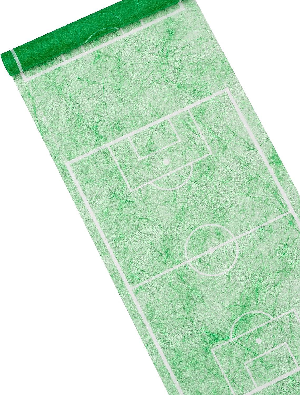 Santex - Tiras Campo de fútbol de Mesa, Verde: Amazon.es: Hogar