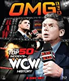 WWE: OMG! The Top 50 Incidents in WCW History:V2 (Blu ray) [Blu-ray]