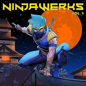 Various Artists - Ninjawerks Vol. 1 [2 LP] - Amazon.com Music