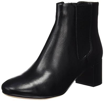 Clarks Orabella Anna, Bottes Femme, Noir (Black Leather), 41 EU ... 81f00011076f