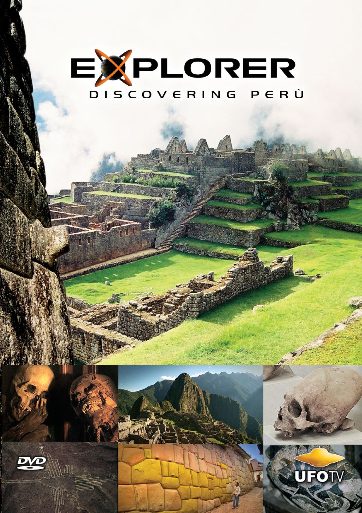 Explorer: Discovering Peru - Special 2-Part Double Feature