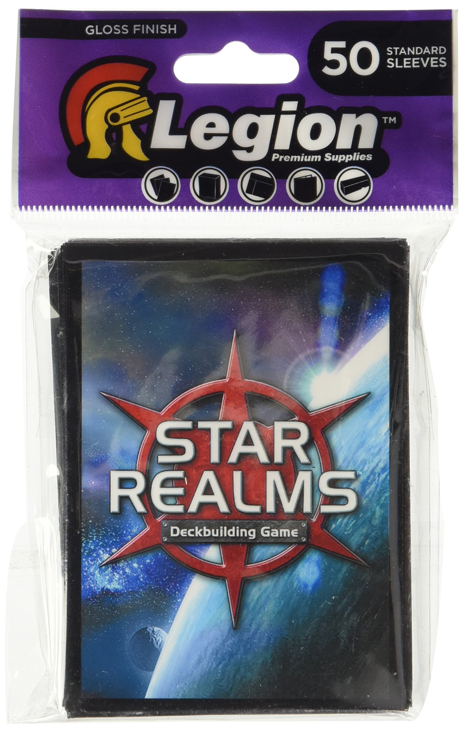 Legion Supplies Star Realms: Card Sleeves