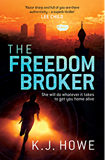 The Freedom Broker (Thea Paris 1)
