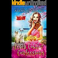 Peach Cobbler Confessions (MURDER IN THE MIX Book 24)