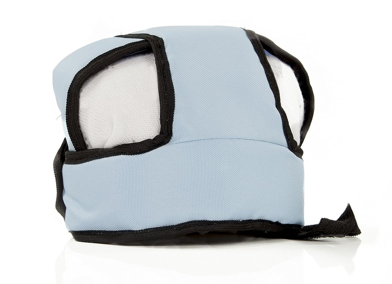 Kutnik SOFT SAFETY HELMET for toddlers (BABY BLUE)