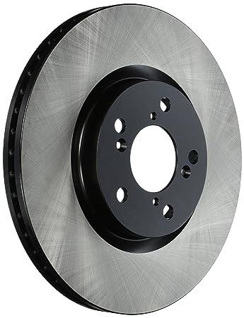 Amazon Com Centric Parts 120 40071 Premium Brake Rotor With E