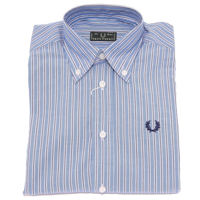 bleu 6 Years Frouge Perry 3535T Camicia Bimbo Manica Lunga bleu Shirt manche longue Enfant
