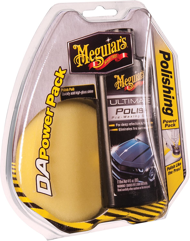 Meguiar s g3502int da Pulido Power Pack: Amazon.es: Coche y moto