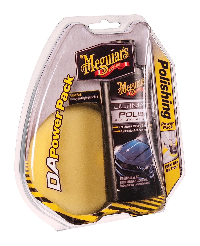 Meguiar's 9366 G3509 Kit Waxing Pad Tamponi Cere 3M ME G3509INT