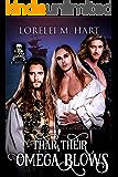 Thar Their Omega Blows: A Standalone MM Mpreg Romance