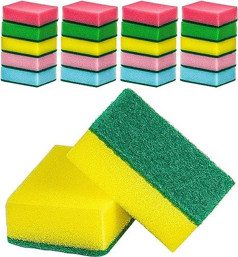 Amazon.com: DecorRack Esponjas de limpieza para cocina ...