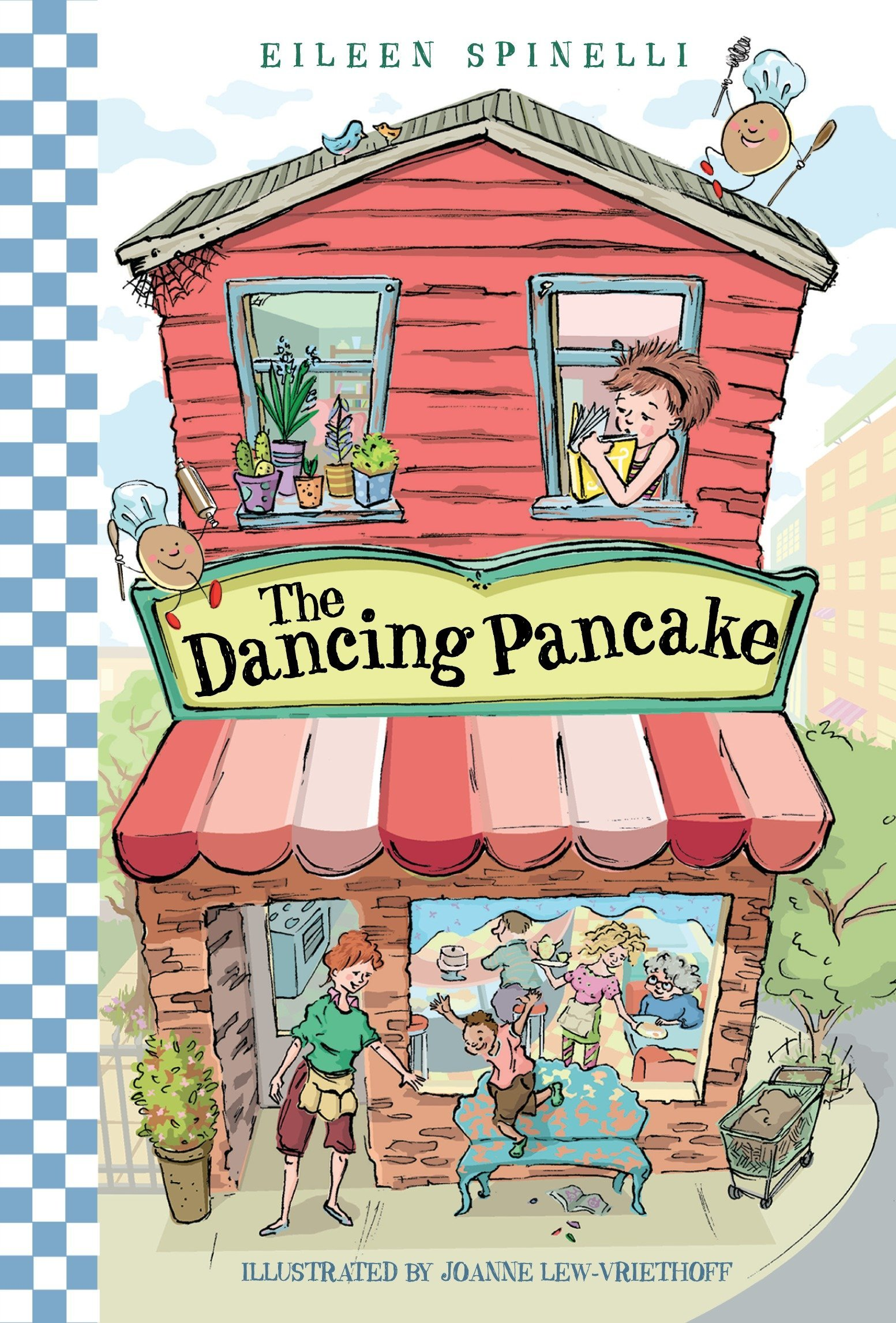 The Dancing Pancake ebook