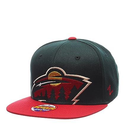 Zephyr Youth NHL Adjustable Snapback Cap Kids Size Adjustable Flat Bill Baseball Hat