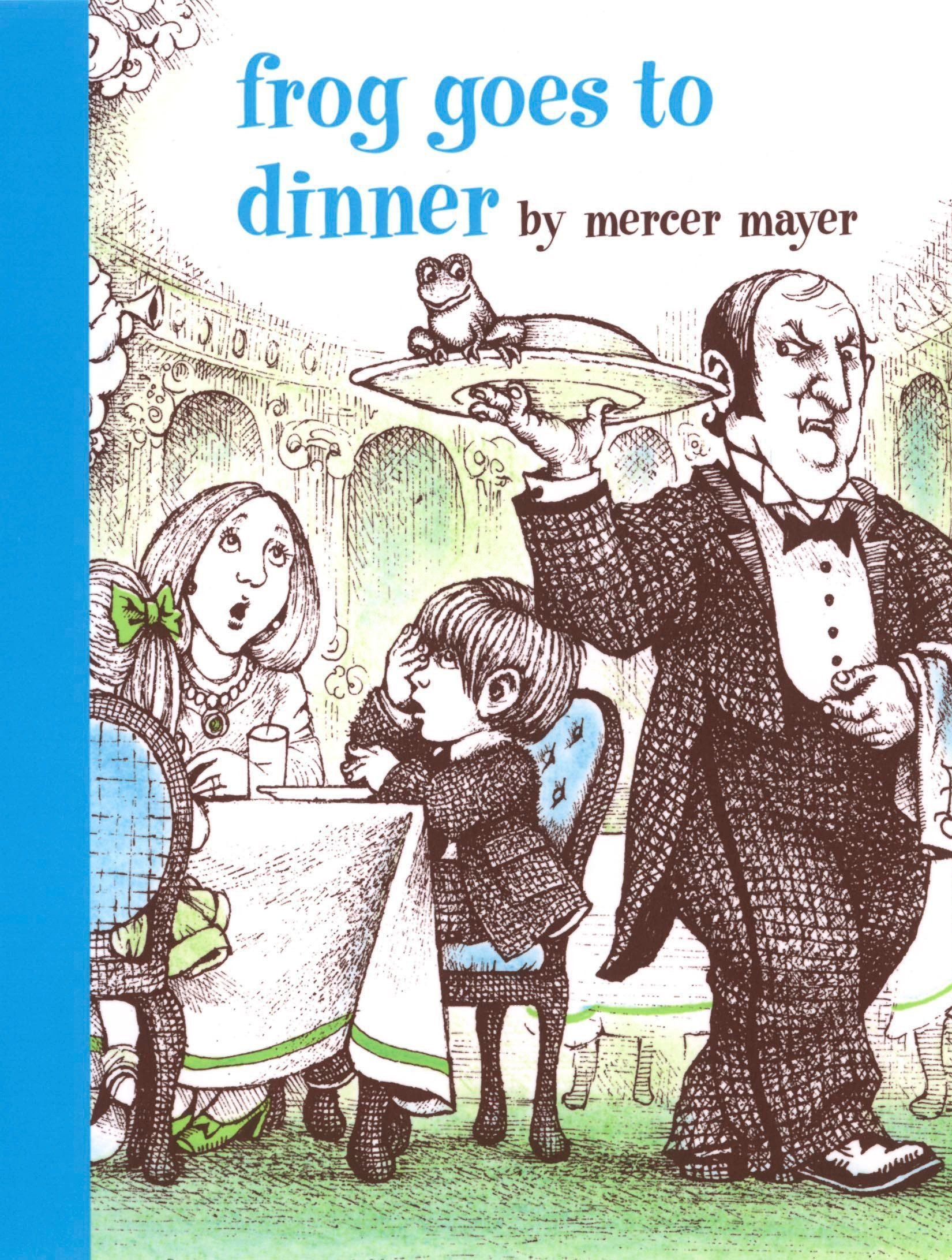 Download Frog Goes to Dinner (A Boy, a Dog, and a Frog) PDF