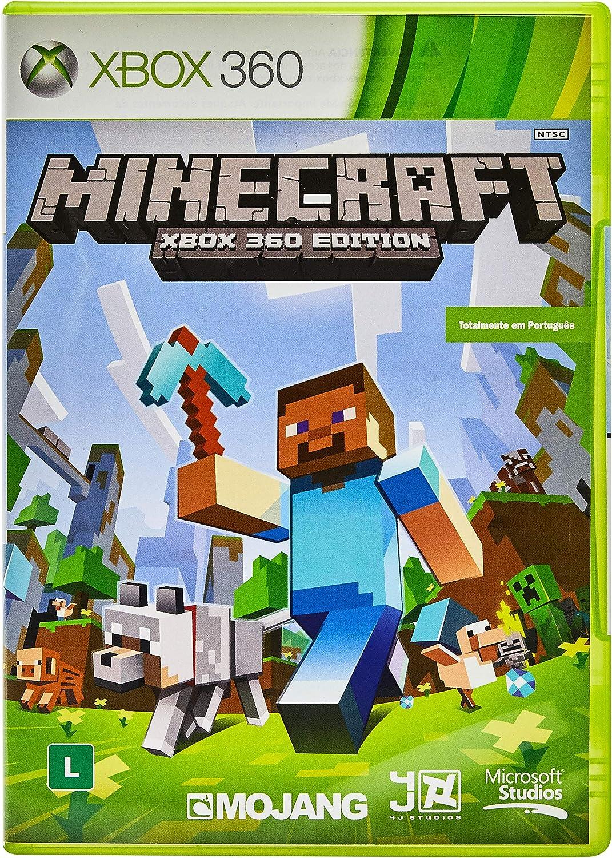 Game Microsoft Xbox 8 - Minecraft
