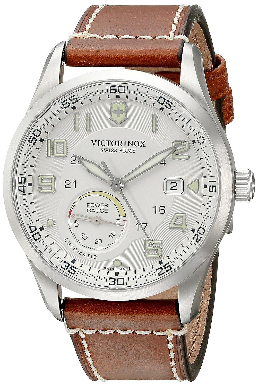 [ビクトリノックス]VICTORINOX 腕時計 メンズ エアボス AIRBOSS メカニカル パワーゲージ 自動巻き ヴィクトリノックス スイスアーミー 241576 [正規輸入品] B00AFXIBUI