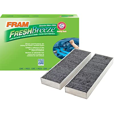 FRAM CF8603A Fresh Breeze Cabin Air Filter with Arm & Hammer: Automotive